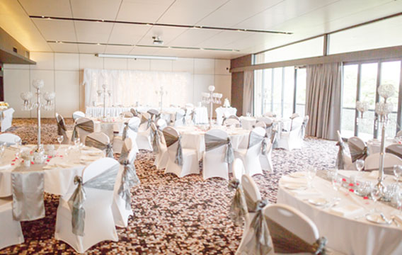 Weddings & Functions - Sandstone Point Hotel